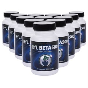 Picture of RYL Beta500 (Beta 1,3-D Glucan) - 12 Pack
